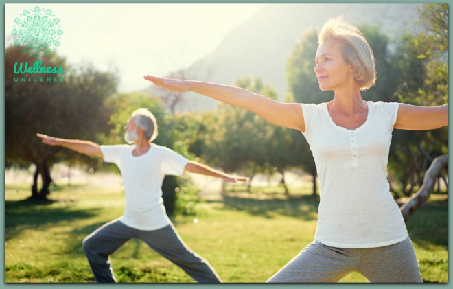 I Love Aging Gracefully by Trilby Johnson #TheWellnessUniverse #WUVIP #Aging